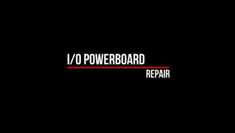 Repair of Norcontrol I/O PowerBoard