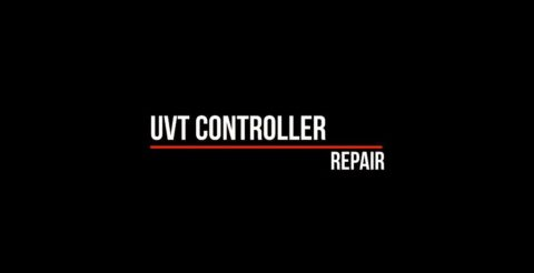 Repair of UVT Controller