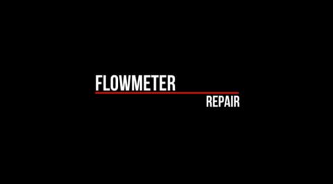 Repair of Flowmeter