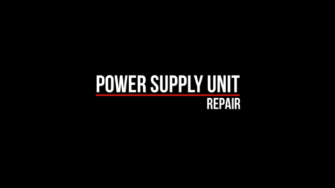 Repair of Power Supply